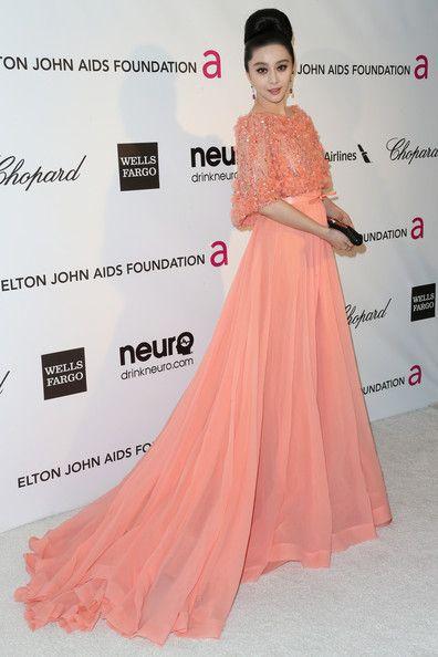 Fan Bingbing Evening Dress - Fan Bingbing Looks - StyleBistro
