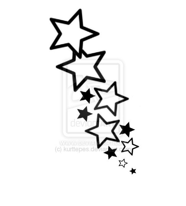 best 25 black star tattoo ideas on pinterest star wars tattoo star wars and tattoos arm and. Black Bedroom Furniture Sets. Home Design Ideas