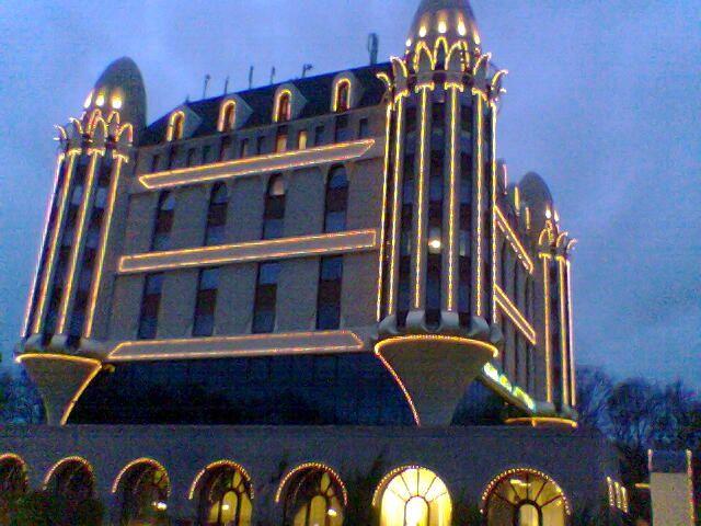 Efteling Hotel Kaatsheuvel Holland 2007