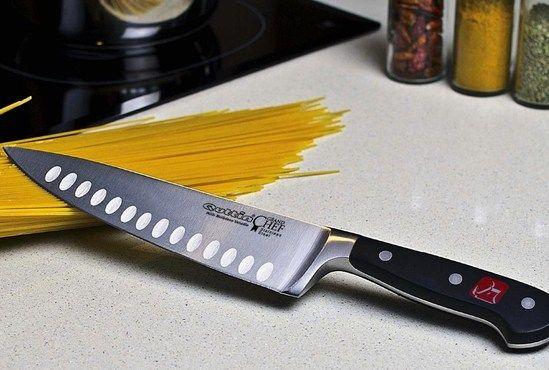 Esta semana descubrimos la tinytien de los cuchillos del programa de televisión Top-Chef