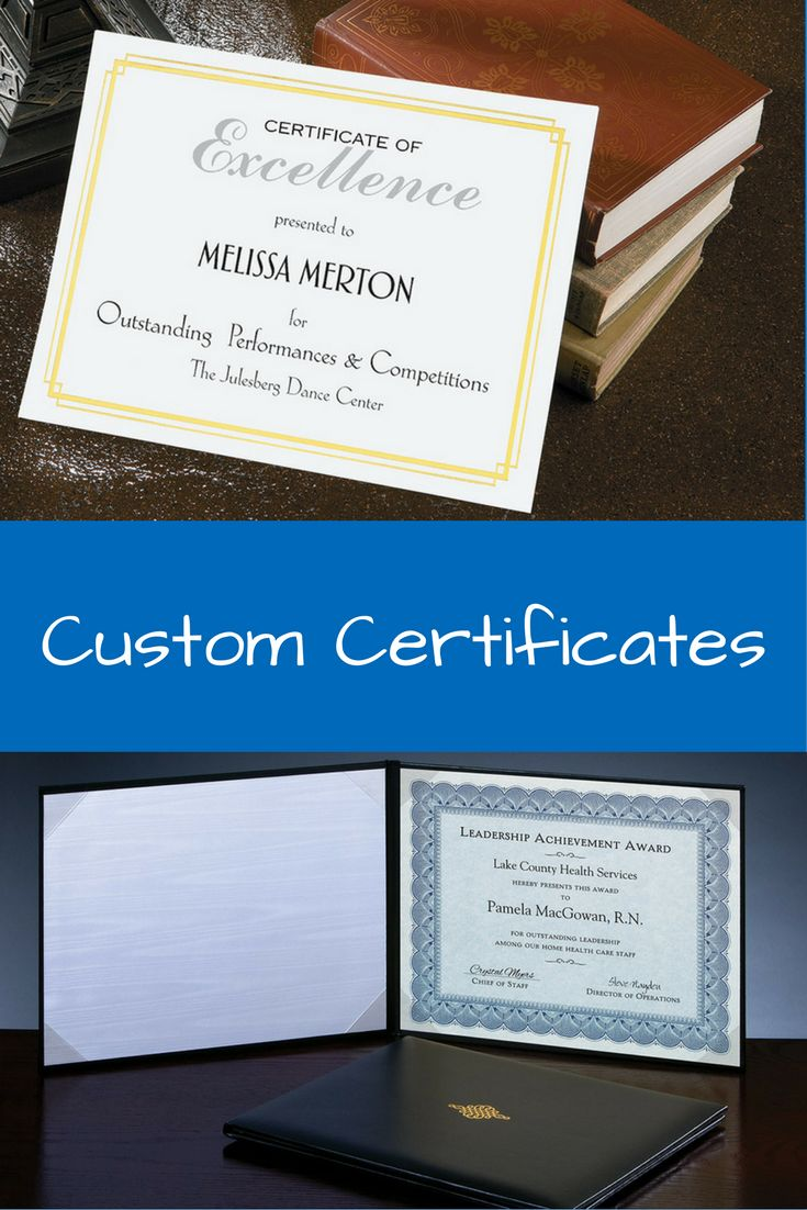 Certificates Certificate Jackets And Plaques Available In Diffe Colors Styles Find The Certificateoffice Supplieslife
