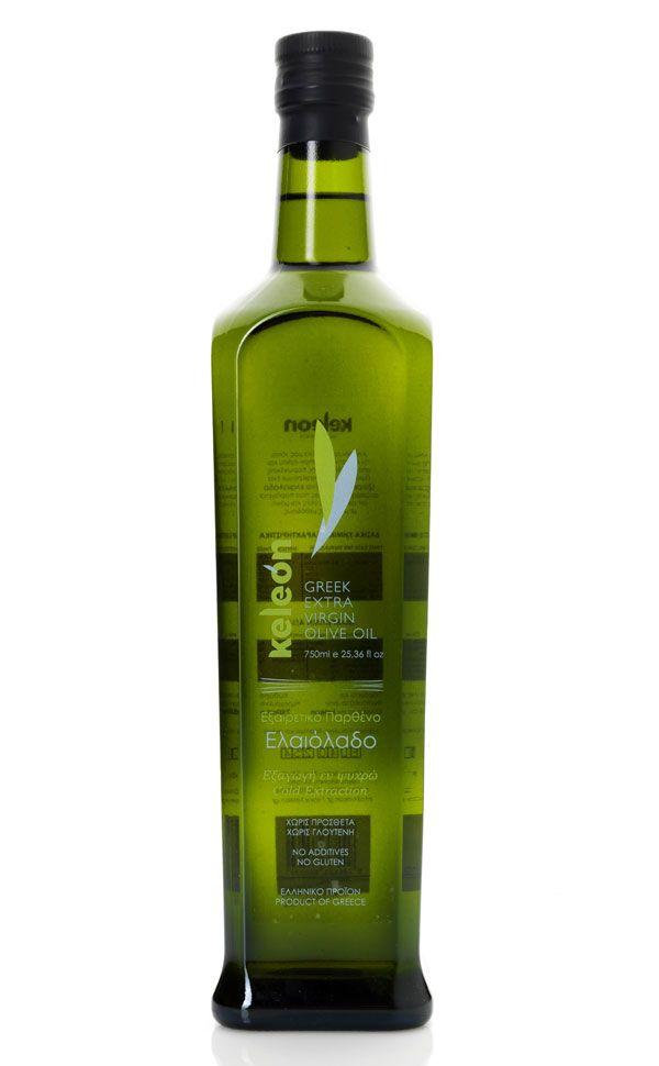 Keleon Classic Extra Virgin Olive Oil 750ml