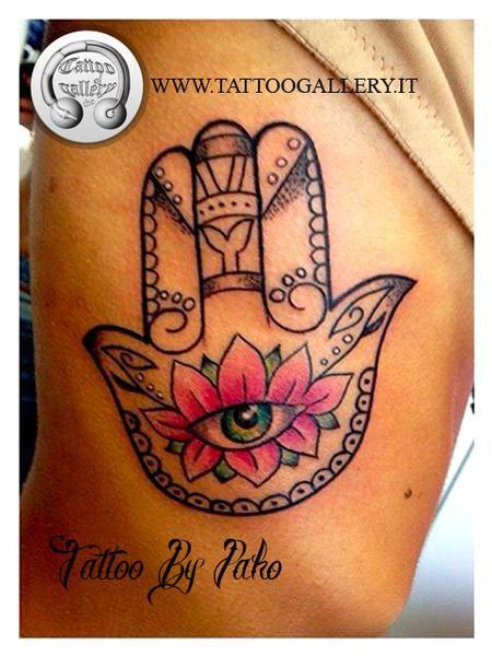 Hand Of Fatima Tattoo: Hand Of Fatima Tattoo - Google Search