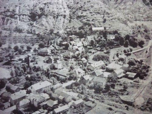 Serre Ponçon, le village d'Ubaye disparu - Alpes de Haute-Provence