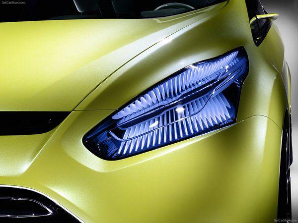FORD IOSIS-MAX by enns eugen, via Behance [Futuristic Cars: http://futuristicnews.com/category/future-transportation/]