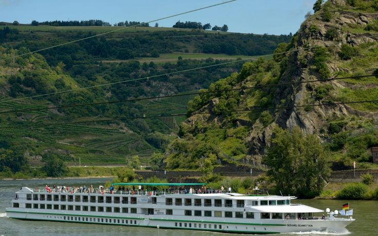 Rhine River Cruise, Germany: There's a reason the unbelievable scenery called the Rhineland is a UNESCO World Hertiage Site. Here, spectacular mountain slopes, densely planted with terraced Riesling vines, cascade right down to the mighty river as it makes its way through Germany. Companies like Viking River Cruises and Avalon Waterways all provide a way to lazily glide past many of the country's key wine regions.