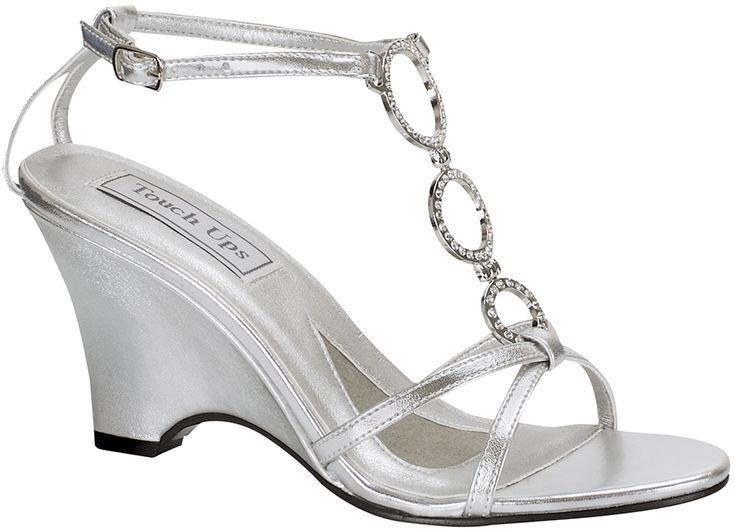 wedge heels designer bridal shoes bellissima bridal silver wedge wedding shoes 904x654