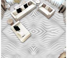 3D behang custom muurschildering schoonheid Modieuze woonkamer de badkamer 3 d vloertegel pvc behang kamer decoratie(China (Mainland))