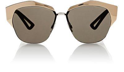 "Dior ""Dior Mirrored"" Sunglasses at Barneys New York"