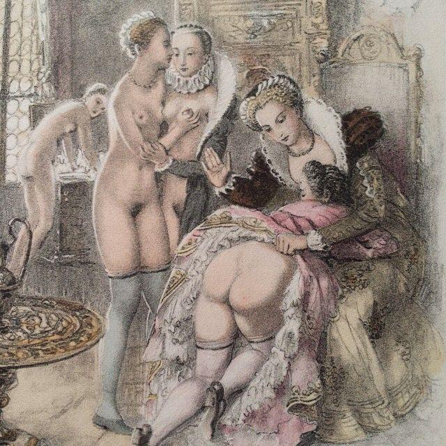 Paul-emile becat erotic paintings