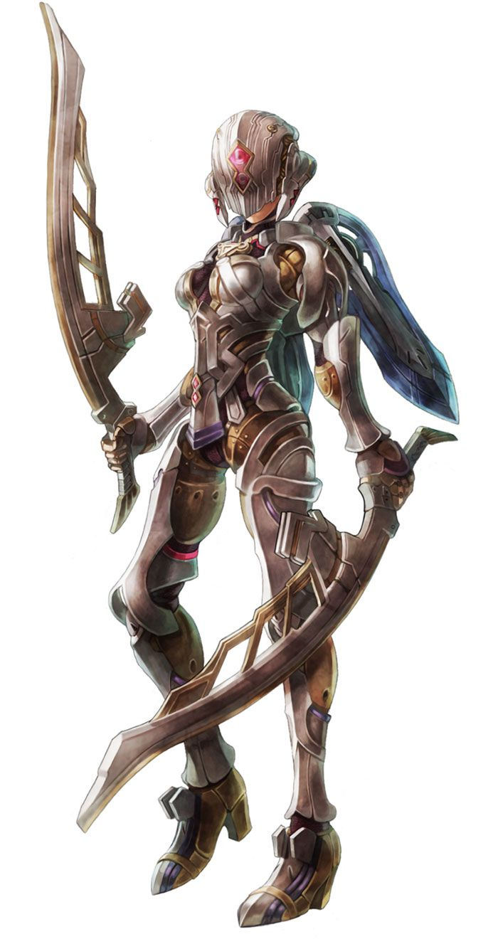 Xenoblade Chronicles Shulk Armor 22 best images about X...