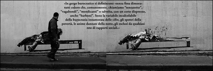 Wallraff - Notizie dal migliore dei mondi #14    «Sotto zero. La dignità della strada.»    [Foto Murmure]