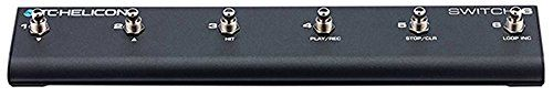 TC Helicon Switch 6 Amplifier Footswitch