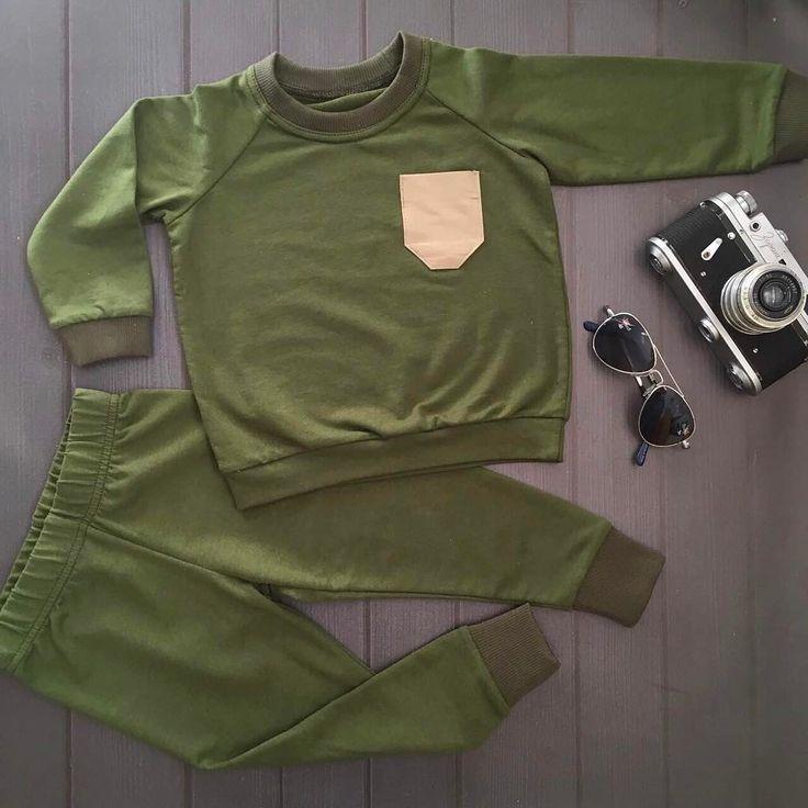 33 отметок «Нравится», 21 комментариев — 🌿ДЕТСКАЯ/ВЗРОСЛАЯ ОДЕЖДА🌿 (@milaniya_shop777) в Instagram: «В этом сезоне очень модный цвет хаки🔥для малышей есть вот такие прекрасные костюмчики♥️для мама так…»