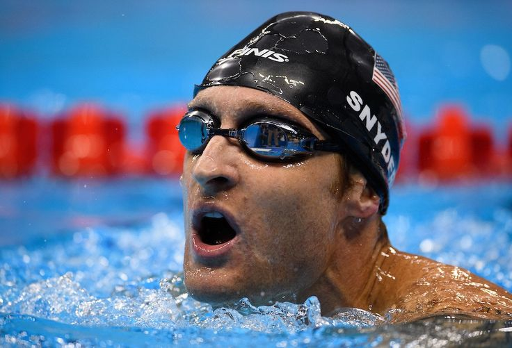 Brad Snyder Wins US Olympic Committee Male Athlete of the Paralympics