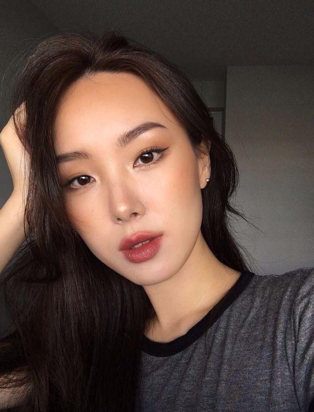 макияж для азиаток ведь