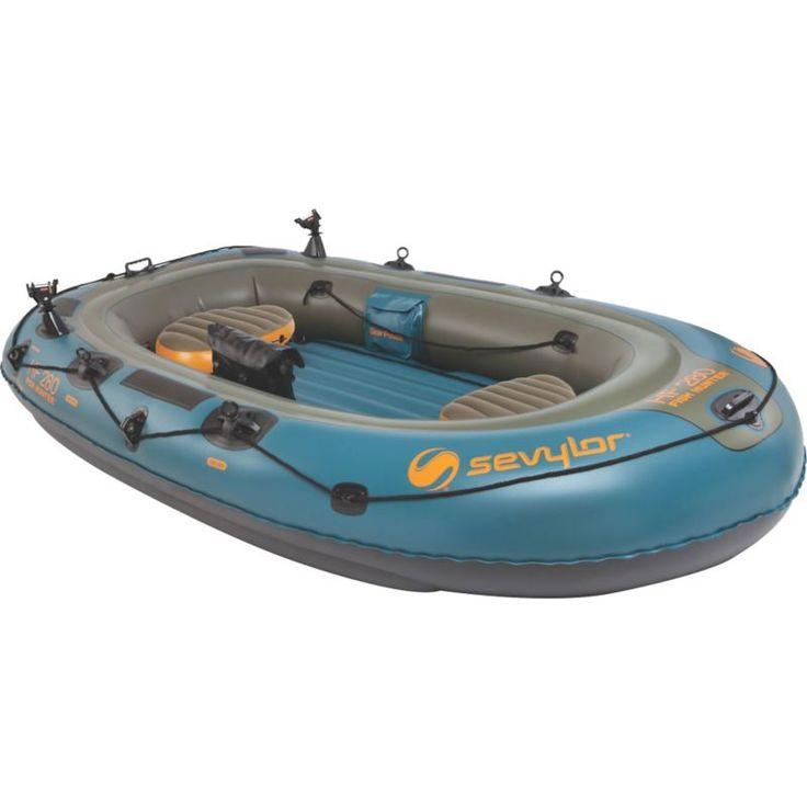 Лодка фиш хантер 210