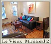 Old Montreal luxury apartment. Bright, fully renovated, trendy, elegant. 2 brm.