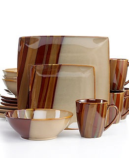 Sango Dinnerware, Avanti Collection - Casual Dinnerware - Dining & Entertaining - Macy's