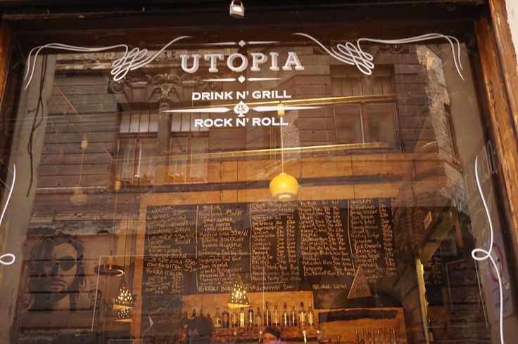 Utopia kirakat