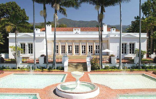 California estate El Fureidis |  Scarface | Tony Montana's mansion (exterior shots)
