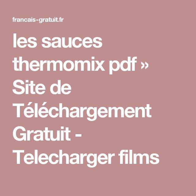 1000 id es sur le th me recette thermomix pdf sur pinterest livre de recett - Recettes thermomix en francais ...