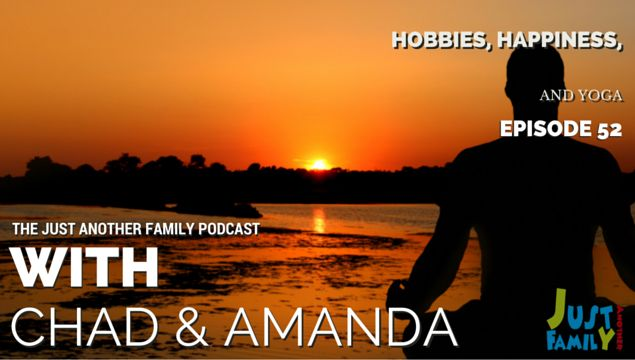 This week on the show we discuss some new research that shows a link between hobbies and happiness (like we needed a study to tell us that :-)) and Amanda shares some reasons for why yoga is not only good for you but why you should be practising it. In the Top 5, I countdown my top 5 most anticipated movies of 2016.
