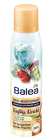 Balea Süße Limited Edition Rummelplatz