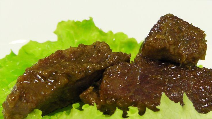 Рагу из говядины по-итальянски видео рецепт