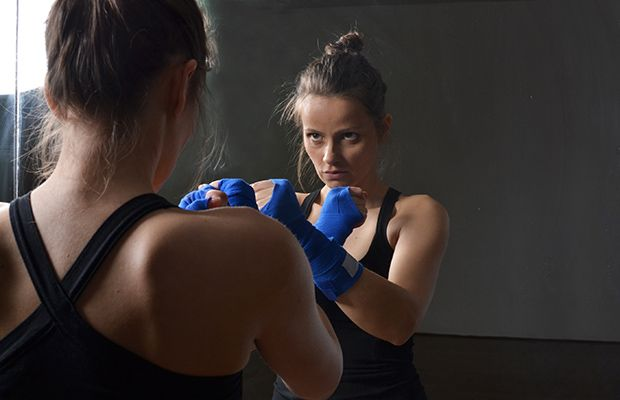Self-Defense Tips: 4 Krav Maga Moves You Shouldn't Live Without