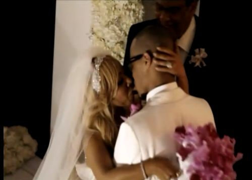 BEHIND THE MUSIC SNEAK PEEK TI Tiny Relive Their Wedding Day With