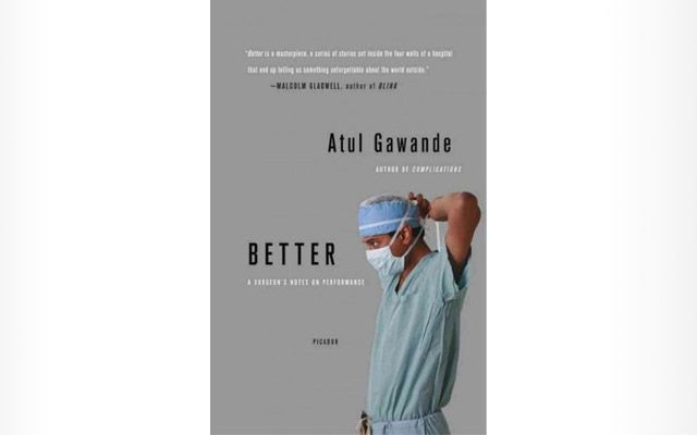 10 books every premed student should read
