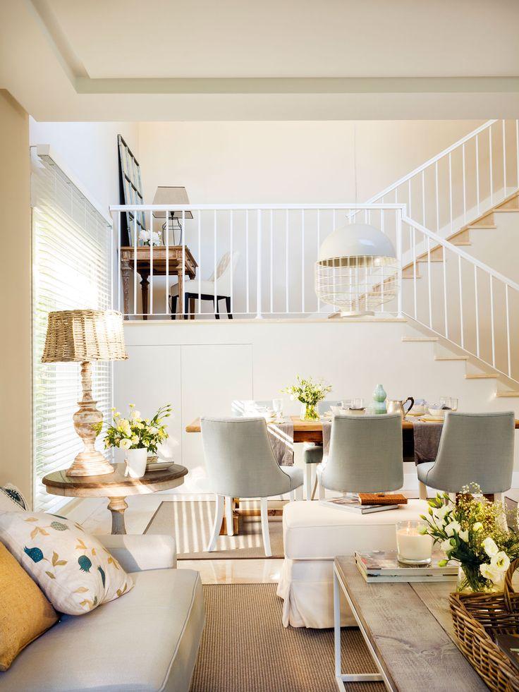 Las 25 mejores ideas sobre rellano de la escalera en for Decoracion de interiores habitaciones