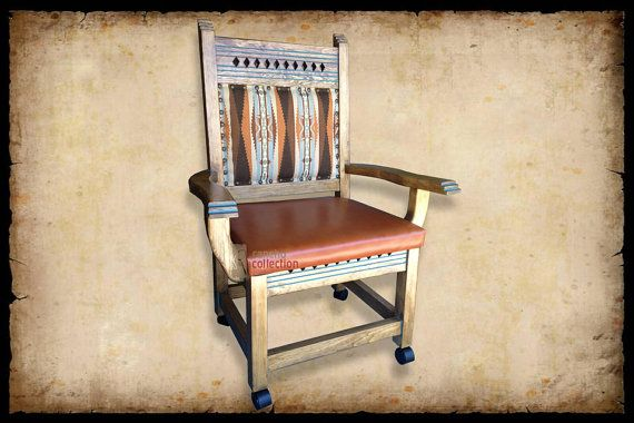 Sedona Southwestern Office Chair