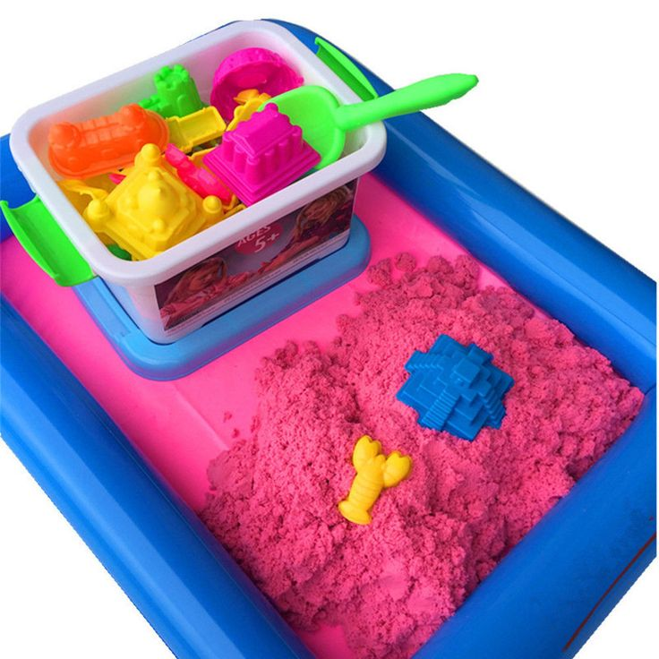 Colorful Magic Motion Sand 50g Kinetic Kid Child DIY Play Craft Non Toxic Toy #UnbrandedGeneric
