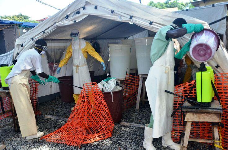 Ebola: Serra Leoa põe sob quarentena 1,2 milhão de pessoas | #Ebola, #Epidemia, #Koroma, #Oms, #Quarentena
