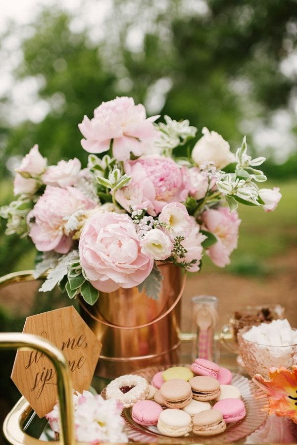 Best 25 Blush Bridal Showers Ideas On Pinterest Bridal