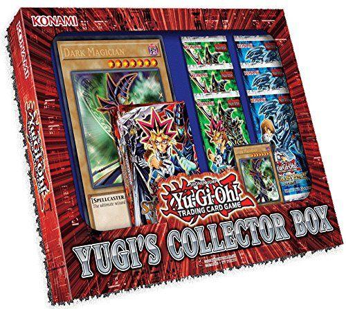 Yu Gi Oh Ccg Yugis Collector Box Yugioh Yu Gi Oh Uno Cards