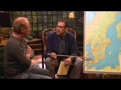 Mästaren Robert Gustafsson testas på svenska dialekter
