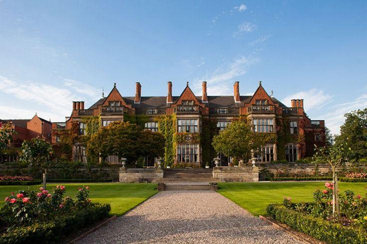 Hoar Cross Hall Spa Resort, Burton-On-Trent, England