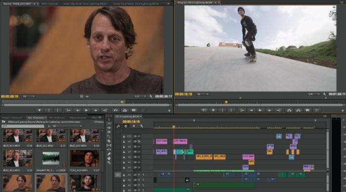 Adobe Premiere Pro Preview