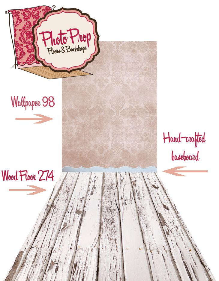 Win This Backdrop, Faux Floor, And Baseboard Set Up From @Michael Shoe Prop