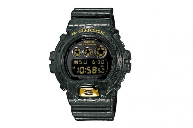 Casio G-Shock DW-6900 - Reptile Pack