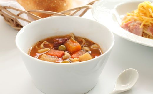 Epicure's Vegetable Minestrone Zuppa