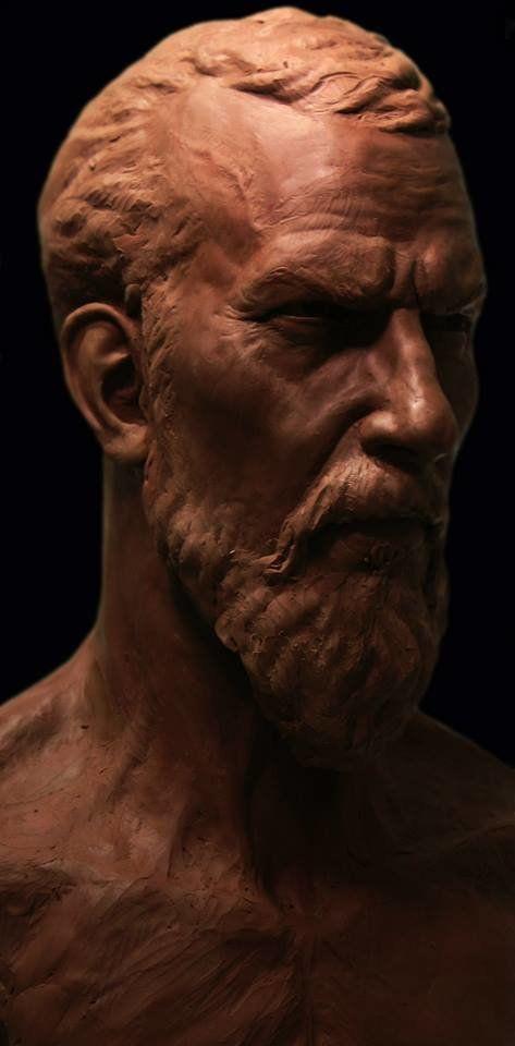 Traditional Sculpture, Rodrigo Graça on ArtStation at https://www.artstation.com/artwork/traditional-sculpture-e1d1f760-74e7-42e4-871e-feb814d2ddb1