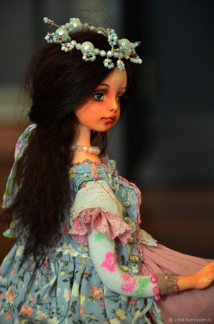 Купить Авторская интерьерная кукла ручной работы в интернет магазине на Ярмарке Мастеров