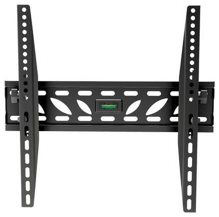 Deluxe Крепёж для тв и мониторов deluxe dlmm-2606  — 1000 руб. —  Крепёж для ТВ и мониторов Deluxe DLMM-2606 Настенное крепление подходит для телевизоров и мониторов с диагональю экрана от 32'' до 55''. Крепление DLMM-2606 позволяет менять угол наклона вниз 15 и вверх 10 градусов. Допустимая максимальная нагрузка 50 кг. Крепёж изготовлен из высококачественного металла и имеет самый распространённый размер монтажных отверстий. Крепление адаптировано для простого и быстрого монтажа. В…