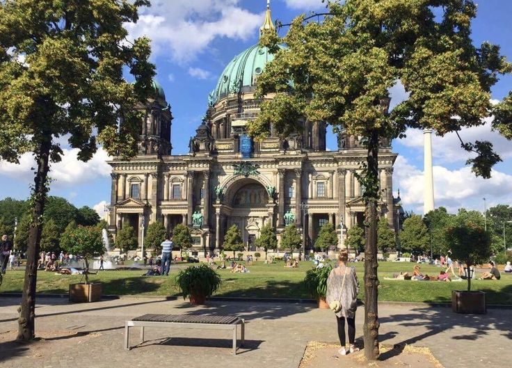 The One from Berlin to Brisbane: chasing that temporary high - Berlin Cathedral