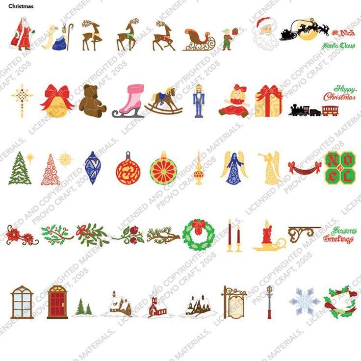23 Best Images About Cricut Noel Christmas On Pinterest