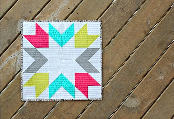 Enjoy this roundup of 10 mini quilt ideas with tutorials & quilting inspiration. Patchwork, appliqué & creative free-motion techniques add interest!